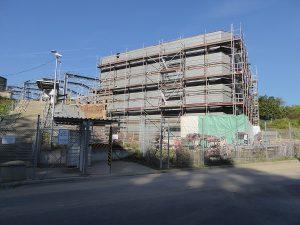 """Bauvorhaben """"Errichtung einer Anlage zur Annahme, Speicherung und Förderung von Lösungen (AFL II)"""""""
